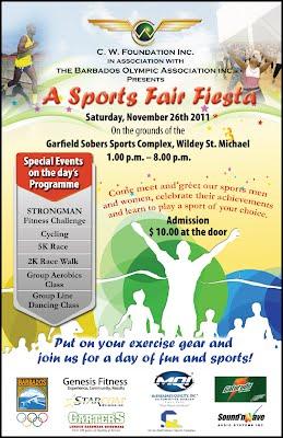 CW Foundation Sports Fair Fiesta
